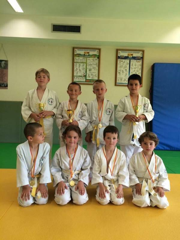 (photo judo club de Golbey)