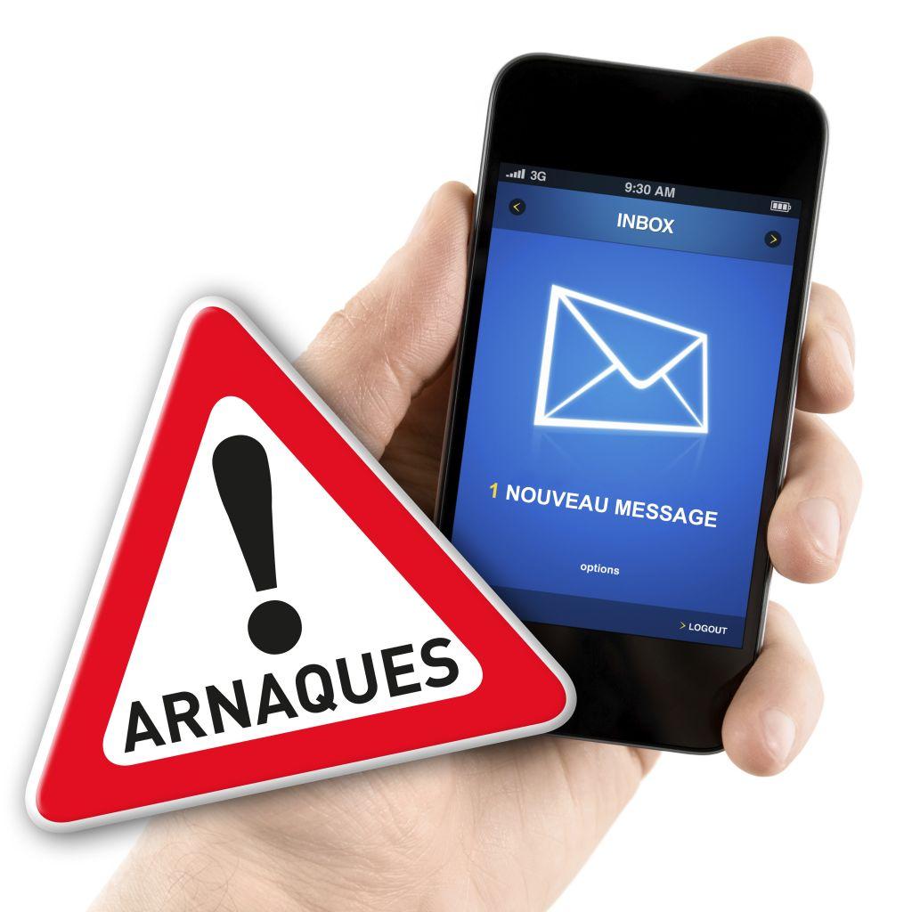 Arnaque-SMS