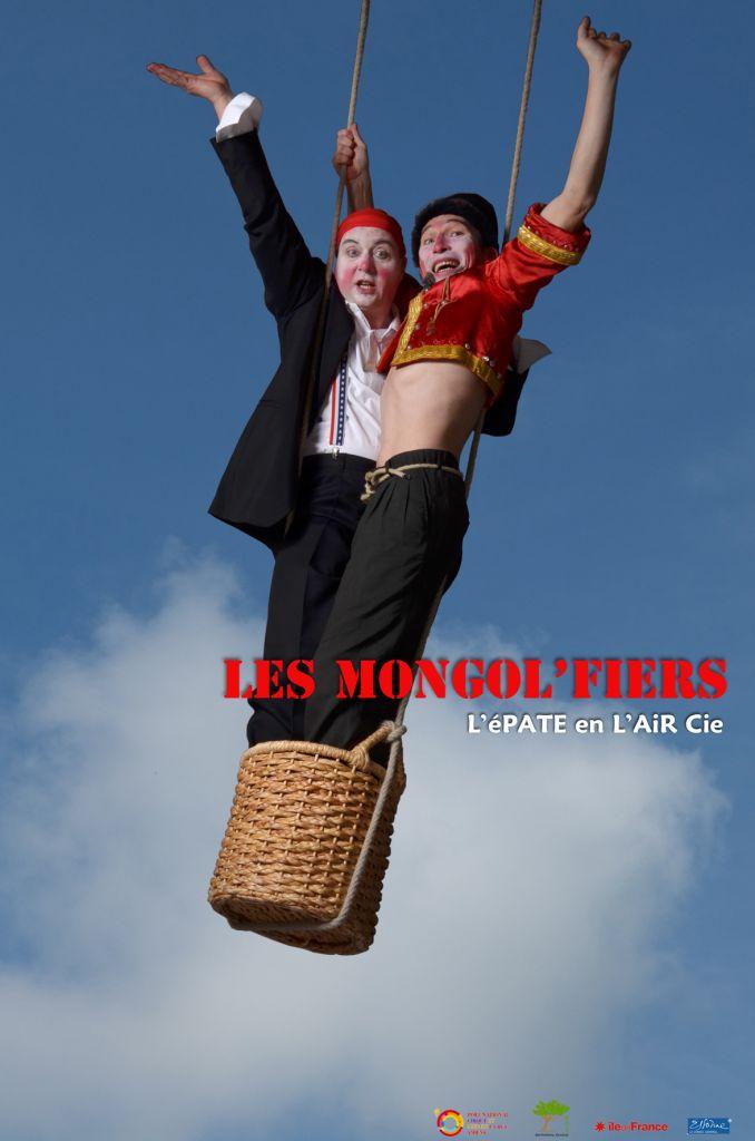 Mongol'Fiers Ciel