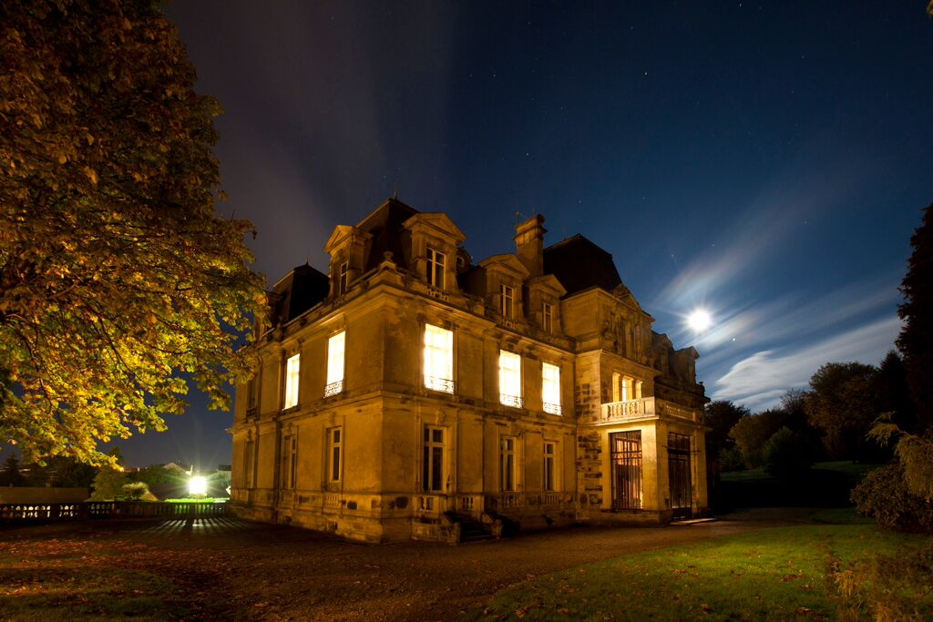 chateau des brasseurs de xertigny (photo Jean-Francois HAMARD)