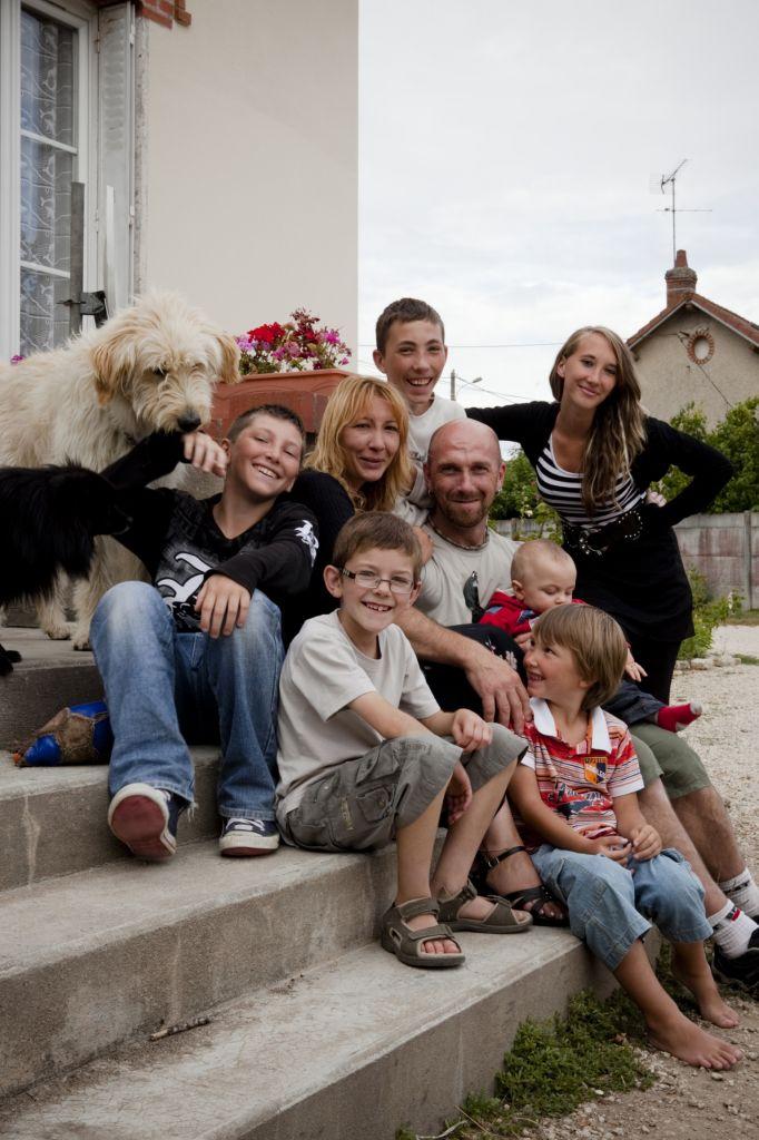 famille de vacances secours cath