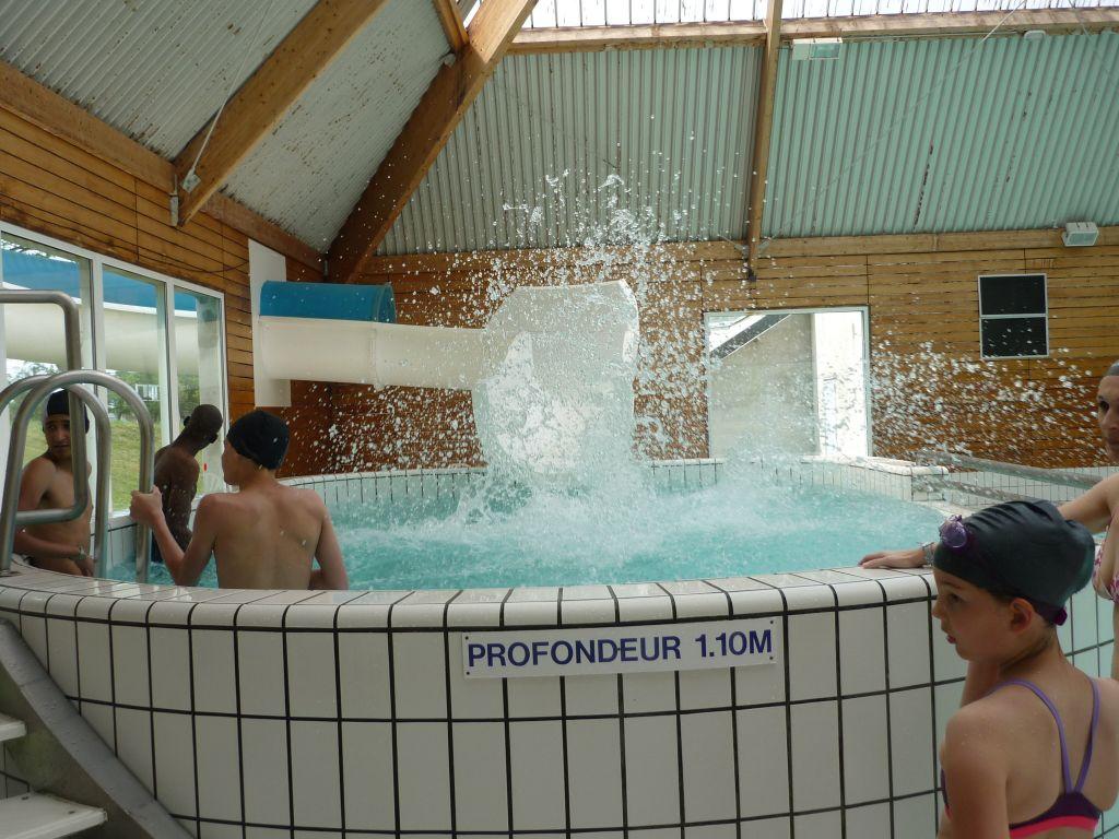 Epinal pas de vidange de la piscine olympique cause de for Piscine epinal