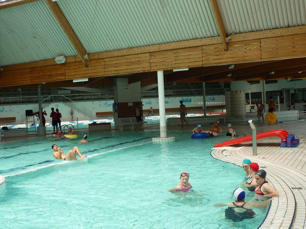 Epinal la piscine olympique ferm e du 31 ao t au 11 for Piscine epinal