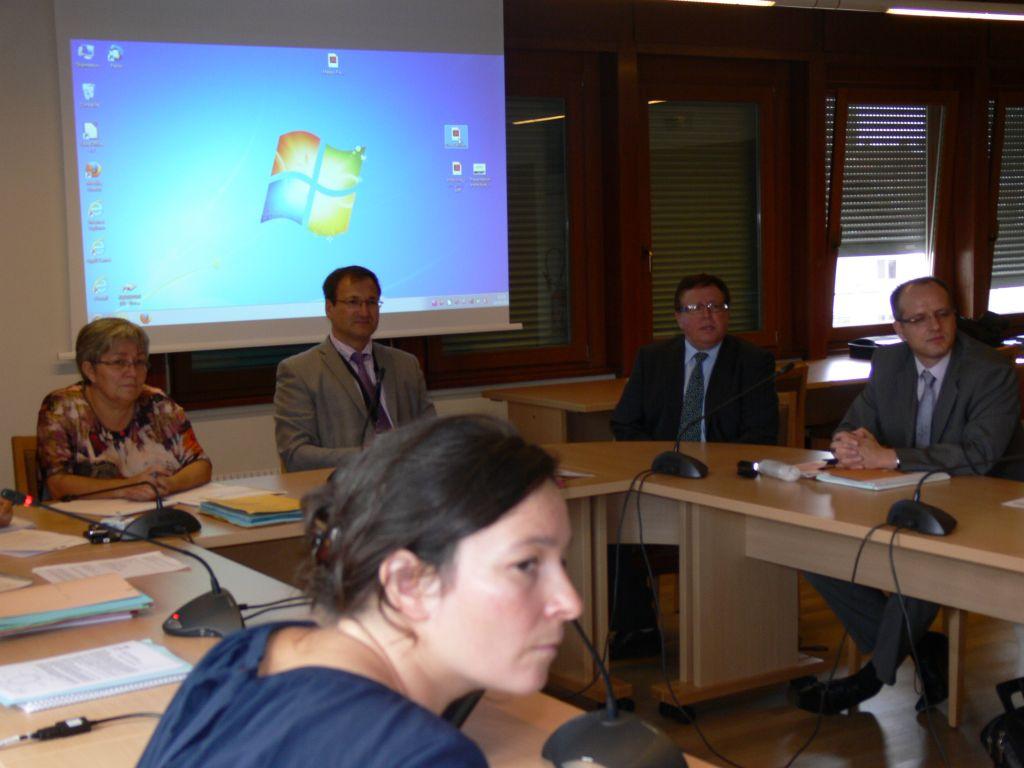 Le comité sécheresse réuni aujourd'hui en préfecture