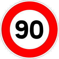 Signal_B14-90kmh
