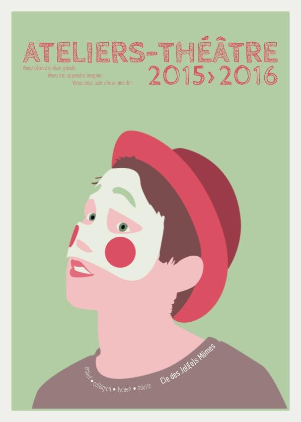 Ateliers THEATRE 2015-2016