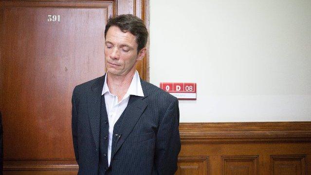 © MaxPPP Raphaël Maillant au palais de justice de Paris, le 4 juillet 2013.