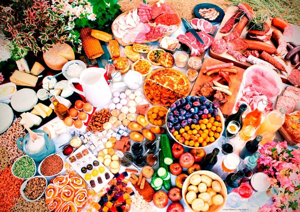 Les produits agréés par la démarche La Lorraine notre signature (crédit photo Maxime Huylebroeck)
