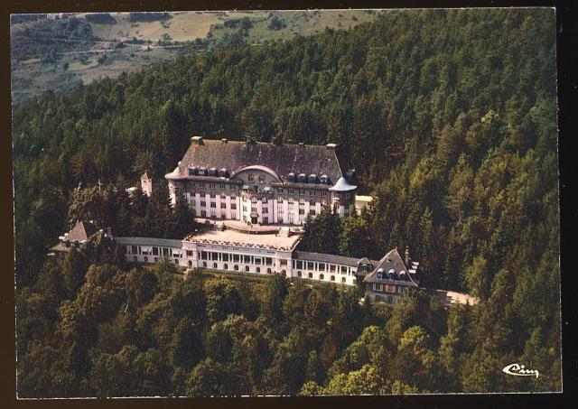 Le magnifique Centre de l'Altenberg
