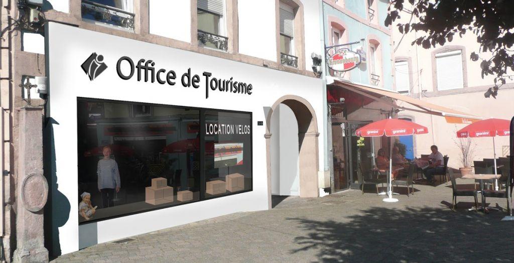 Projet Office de Tourisme  de Bruyères