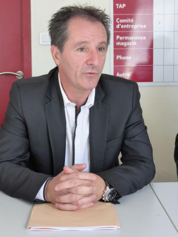 Pierre-Jean Robinot élu d'opposition à la mairie d'Epinal
