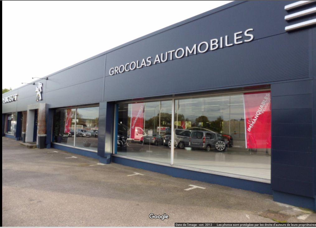 Vosges un garage automobile en feu 40 sapeurs pompiers for Garage automobile thaon les vosges