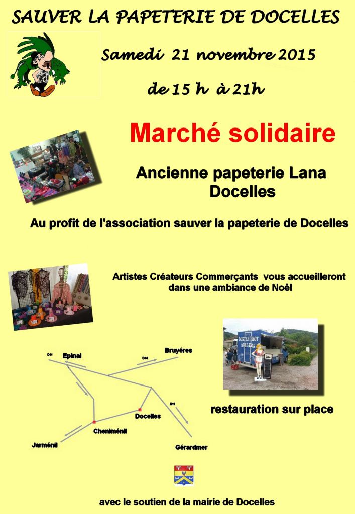 marche de solidaire