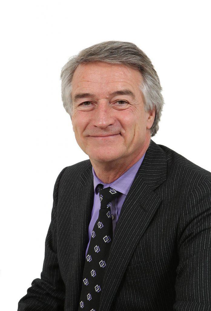 André Reichardt, élu alsacien de la nouvelle région Alsace-Champagne-Ardenne-Lorraine (ACAL).