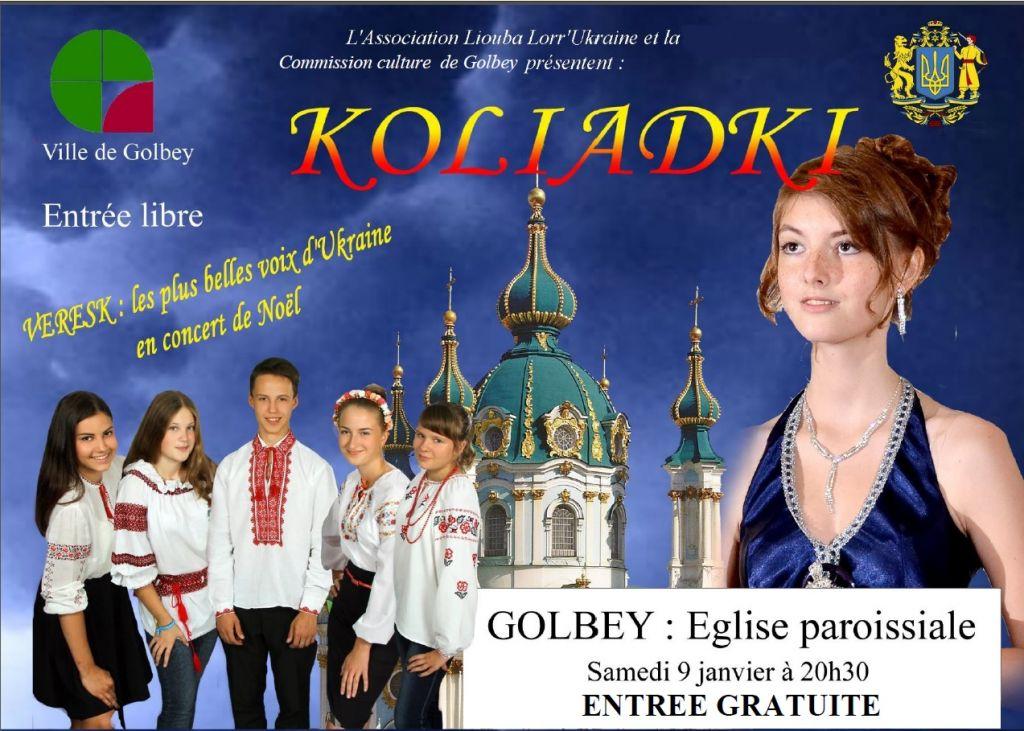 affiche Koliadki