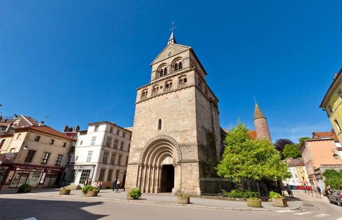 Basilique Saint Maurice d'Epinal (crédit photo tourisme Epinal)