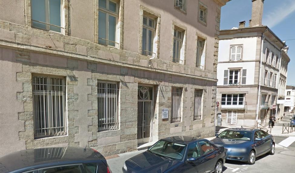 CCI des Vosges à Epinal (crédit photo google maps)