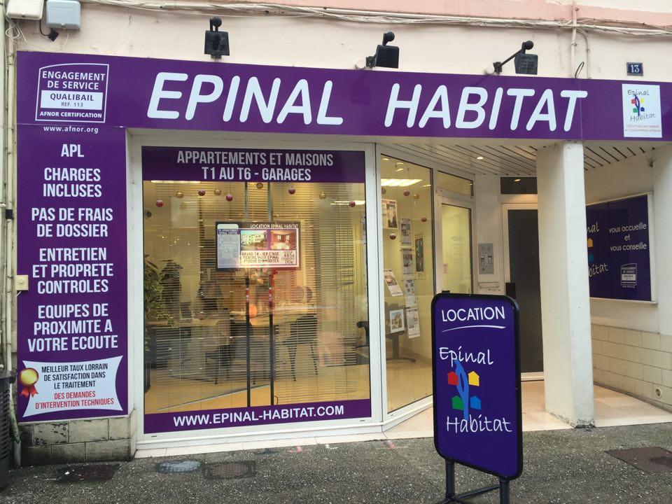 Agence epinal-habitat