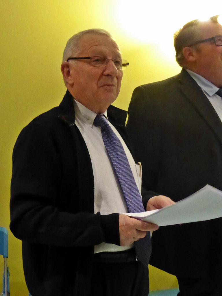 François Thiriat, le président