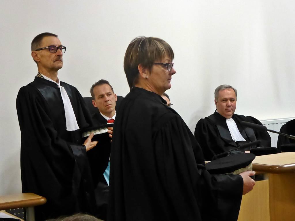 Deux nouveaux juges au tribunal de commerce d epinal for Chambre de commerce epinal