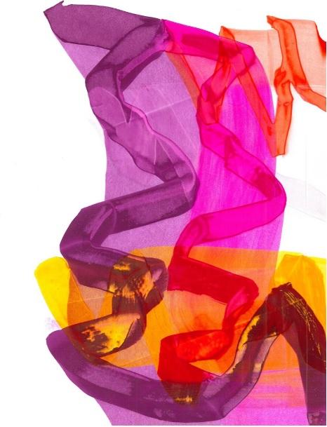 Encre sur papier, 2008