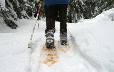 raquette-a-neige