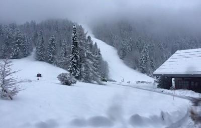 station-neige