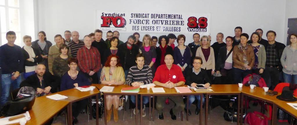 congrès 1 février 2016
