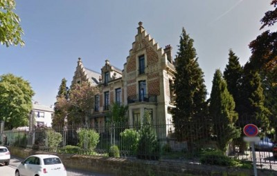 Les Ducs de Lorraine à Epinal (Google maps)