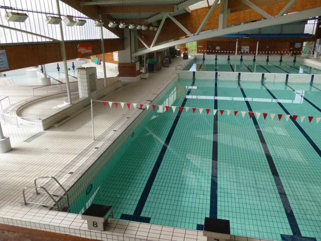 Epinal la piscine olympique ferm e pendant plus de 2 for Piscine epinal