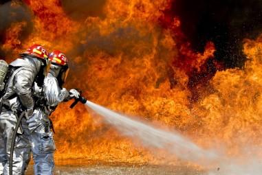 pompiers-feu