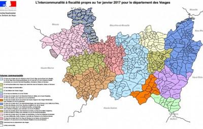 intercommunalité-carte-vosges-janvier-2017