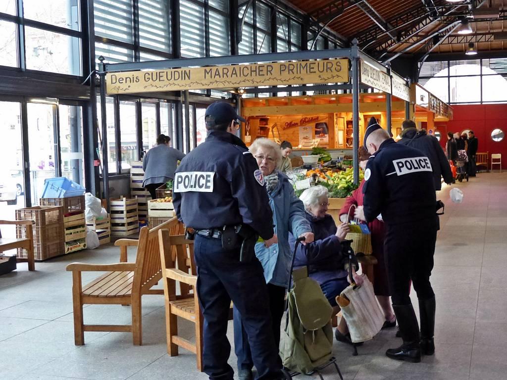 police-marche