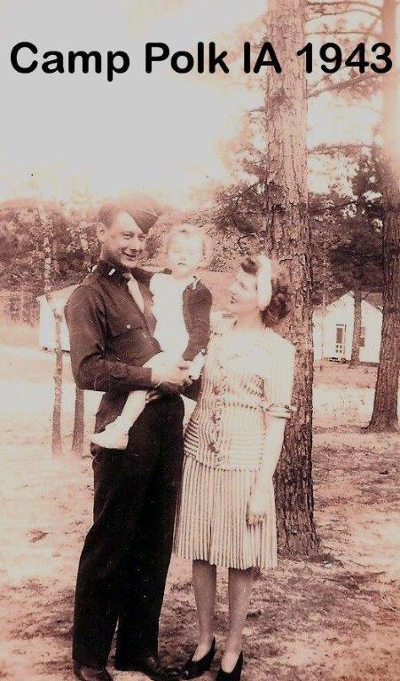 Camp Polk 1943