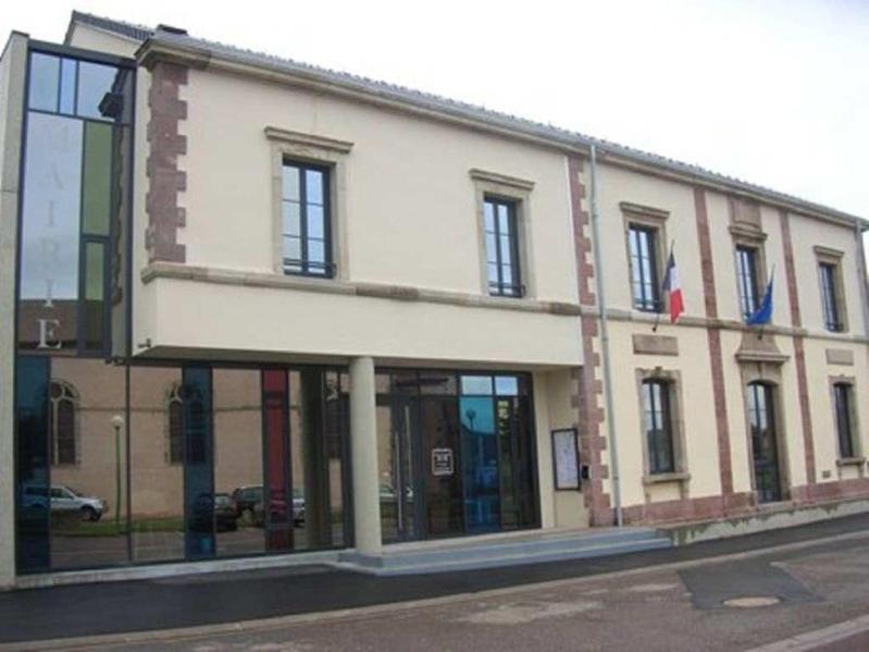 Mairie Arches