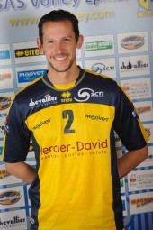VOLLEY - une recrue à St-Dié