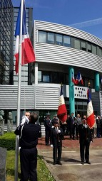 hisse drapeau