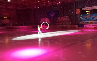 patinage cercle