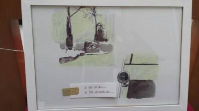 tableau ecole d'art