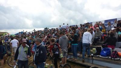 BMX foule dimanche
