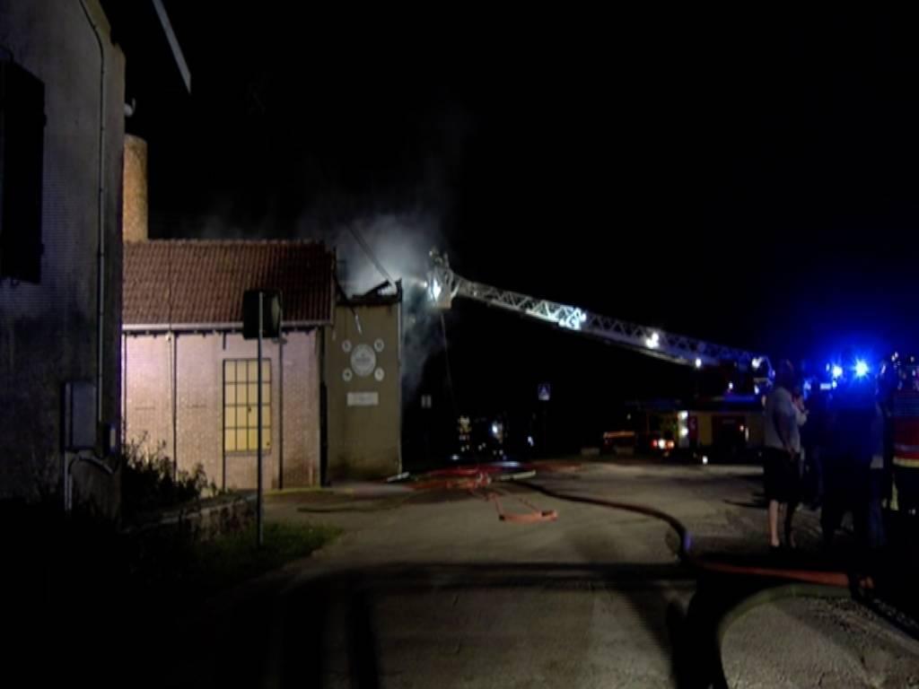 Incendie Chenimènil Centre Equestre2
