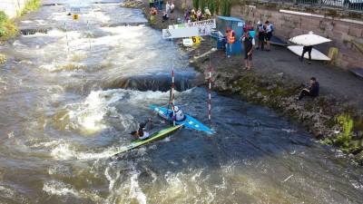 Canoe kayak vosges