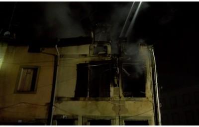 Incendie 2 Rambervillers 13 juillet 16