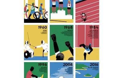 poster-les-jeux-olympiques-par-simon-bailly