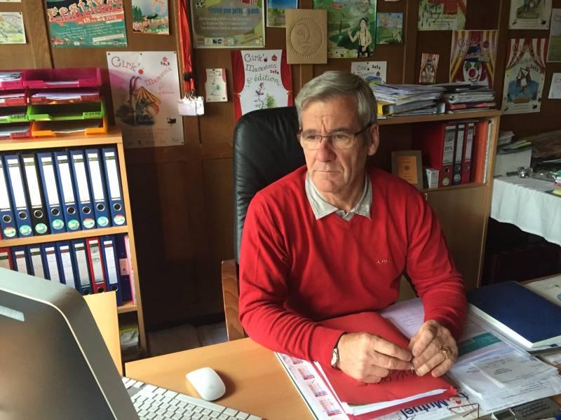 Marc Doppler, président de l'Association pour l'Equilibre et le Développement du Massif Vosgien (A.E.D.M.V.).