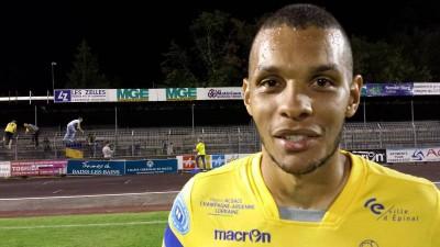 Olivier Lusamba sas foot