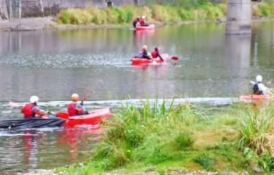 nettoyage-des-berges-Moselle-en-Canoe-kayak