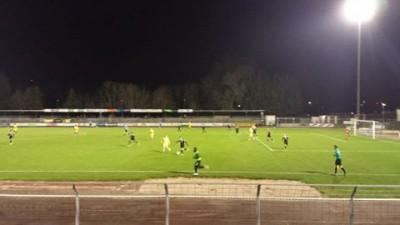 SAS CA Bastia, match nul 1-1