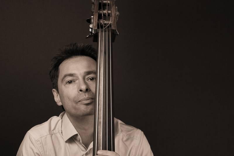Diego Imbert - Café Jazz du 5 novembre 2016
