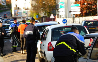 police-controle-routier